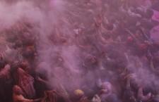 Holi, the festival of color, India- 3