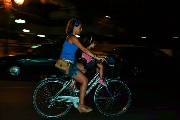 Mother Daughter Bike Ride