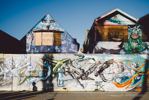 Venice Beach, Santa Monica, Street Photography, Fine art, grafiti