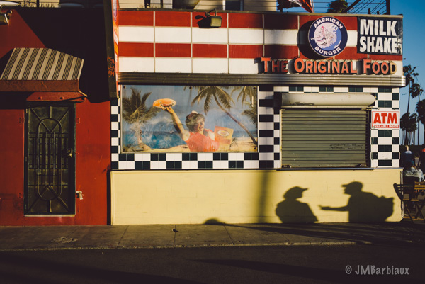 Venice Beach, Santa Monica, Street Photography, Fine art, shadows