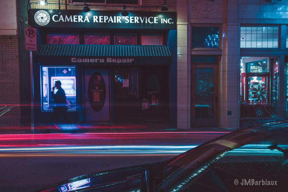 Light Trails, Nikon D810, Long exposure, cityscape, neon lights, pittsburgh