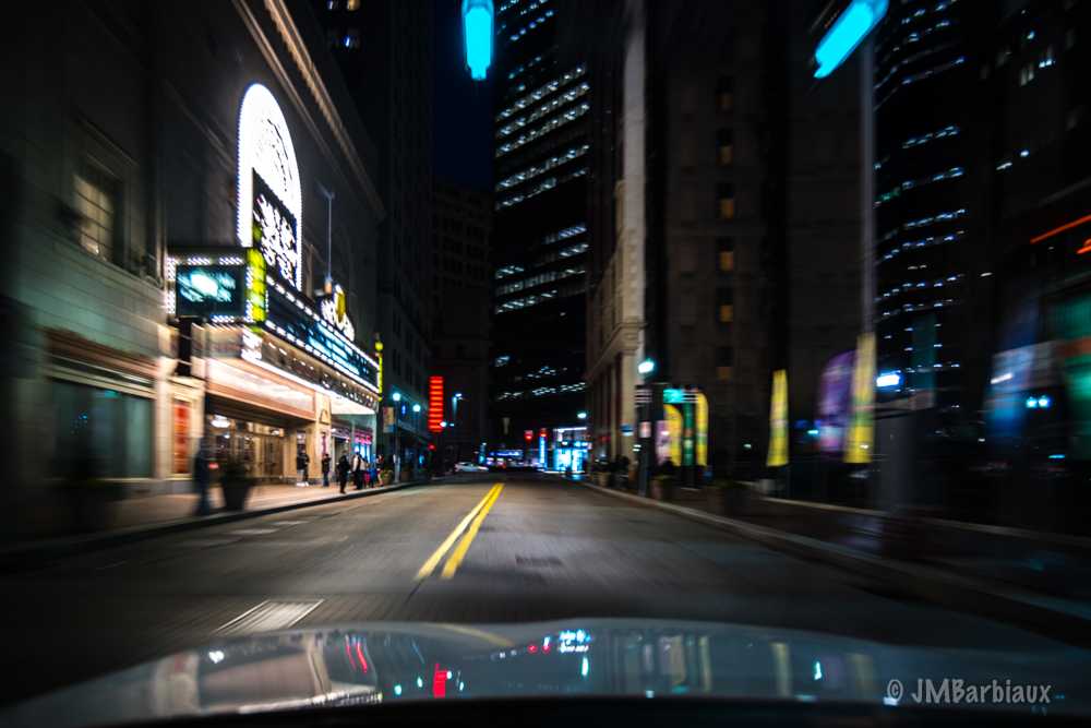 long exposure, car, drive, abstract photography, fine art photography, street photography
