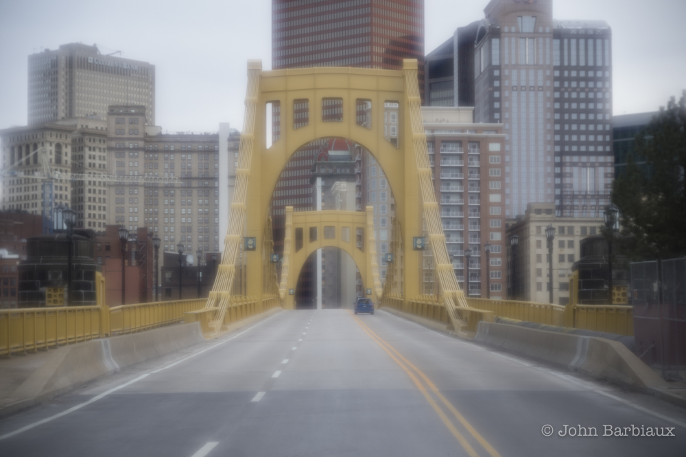 Thambar, Leica, street photography, review, andy warhol bridge, soft focus