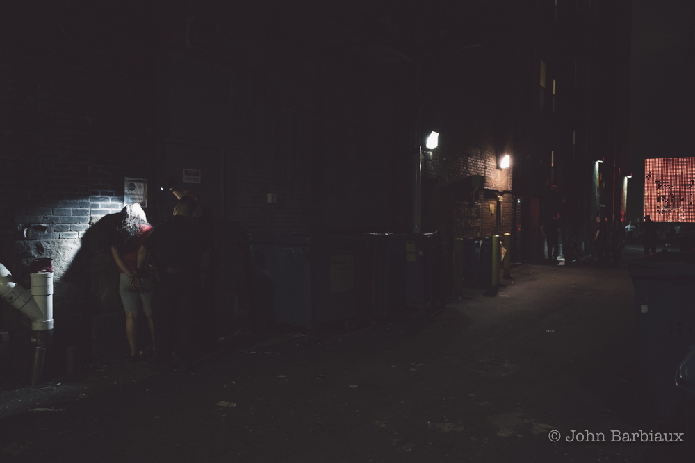 Pittsburgh, police, leica, street photography, arrest, night, low light, leica