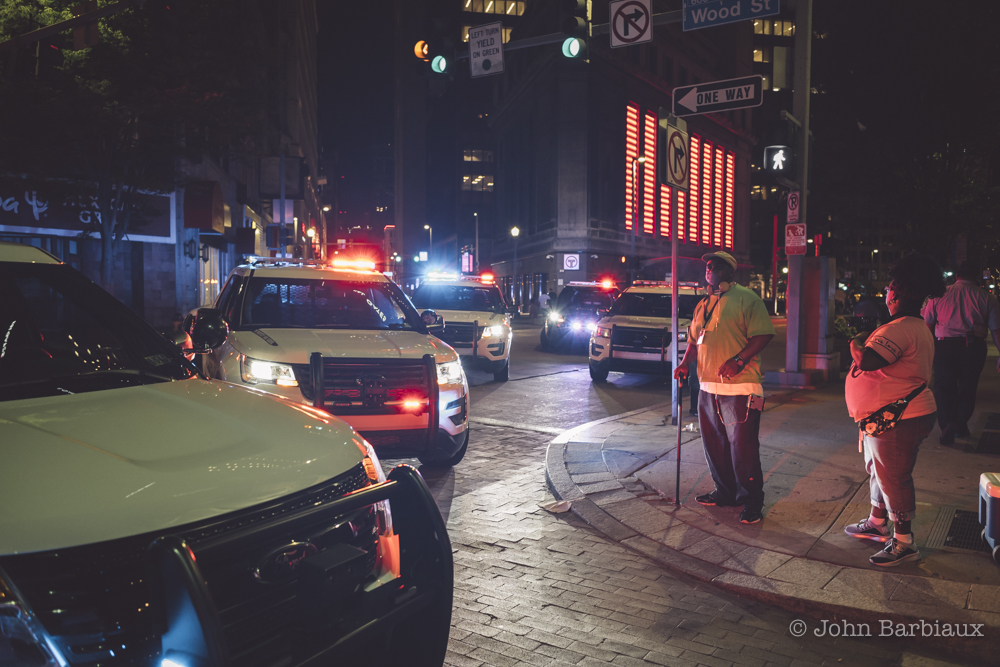Police, Pittsburgh, street photography, leica, leica m10