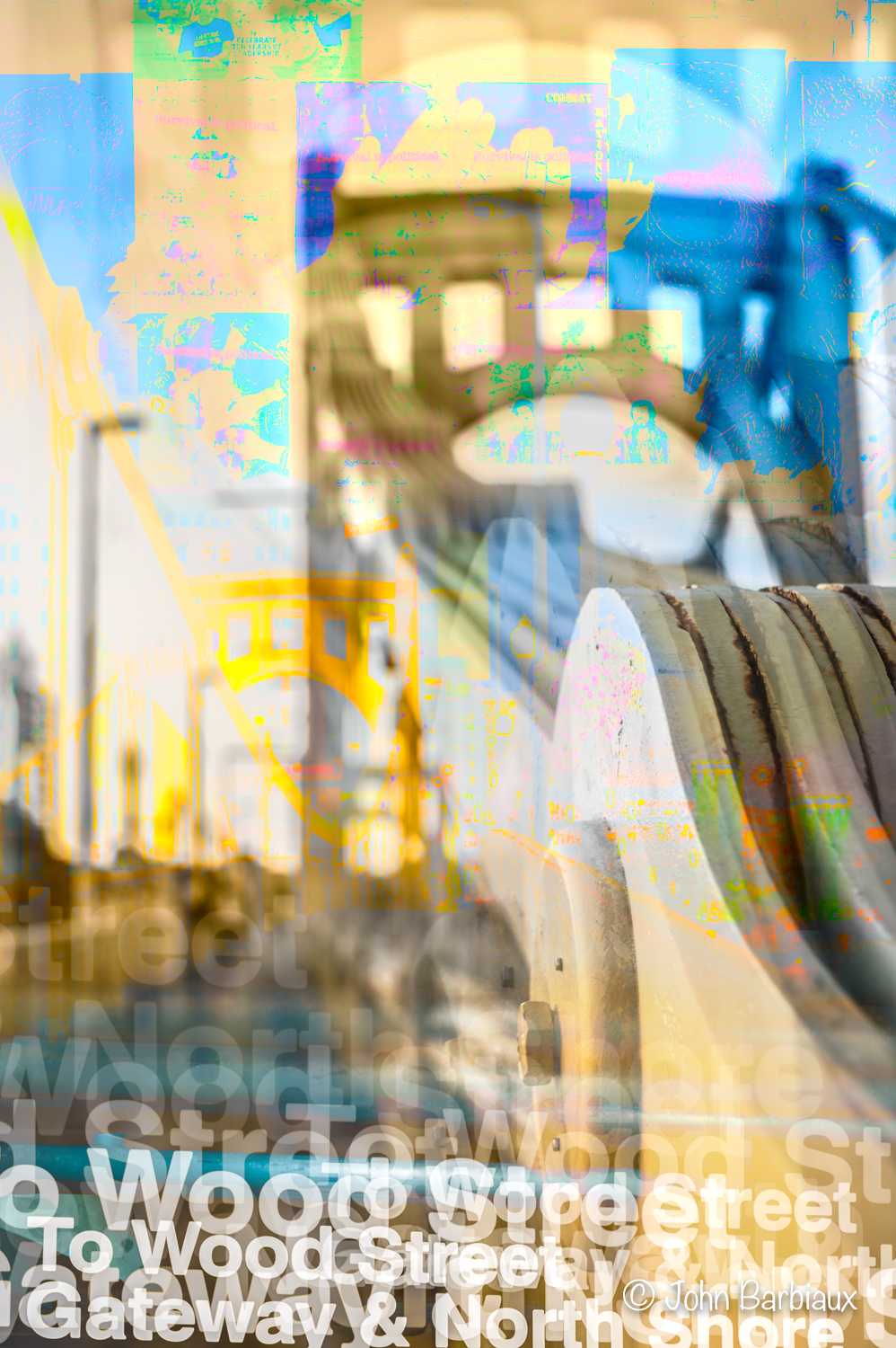 Pittsburgh, fine art, abstract, abstract art, fine art photography, Leica, city, urban, colorful