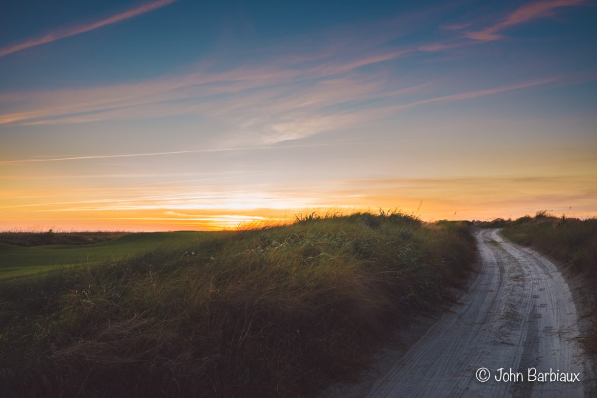 Kiawah Island, Golf course, Ocean Course, sunset, Leica M10P, Leica, Charleston, Landscape Photography
