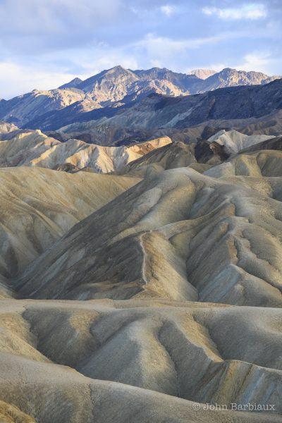 Death Valley, Mountain, Sunset, Death Valley National Park, Landscape