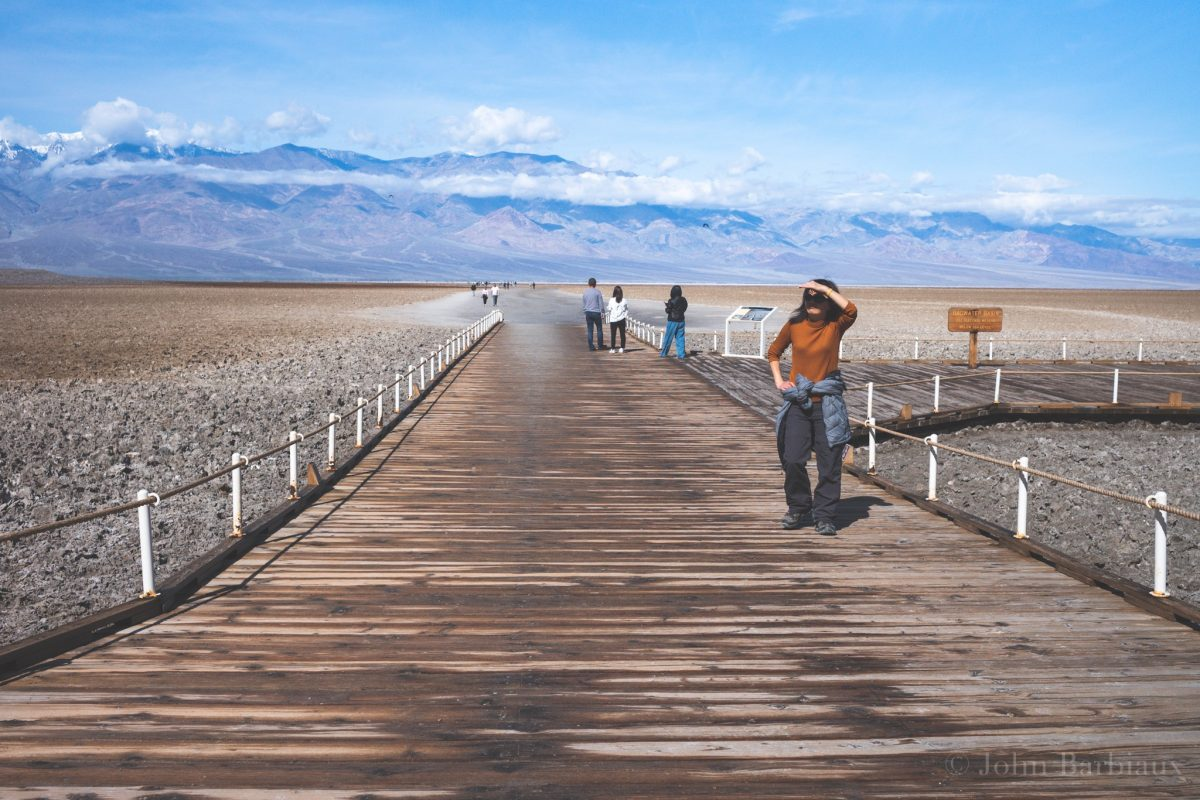 Badwater Basin, Death Valley, street photography, national park, asian, Leica m, leica m10-p, furnace creek