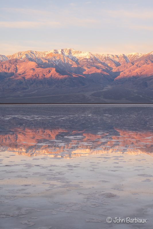 Death Valley, badwater basin, landscape photography, fine art photography, telescope peak, California