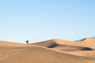Death Valley, Mesquite Dunes, California, sunrise, landscape photography