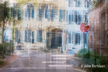 Charleston, abstract photography, fractal cityscapes, architecture, fine art, South Carolina