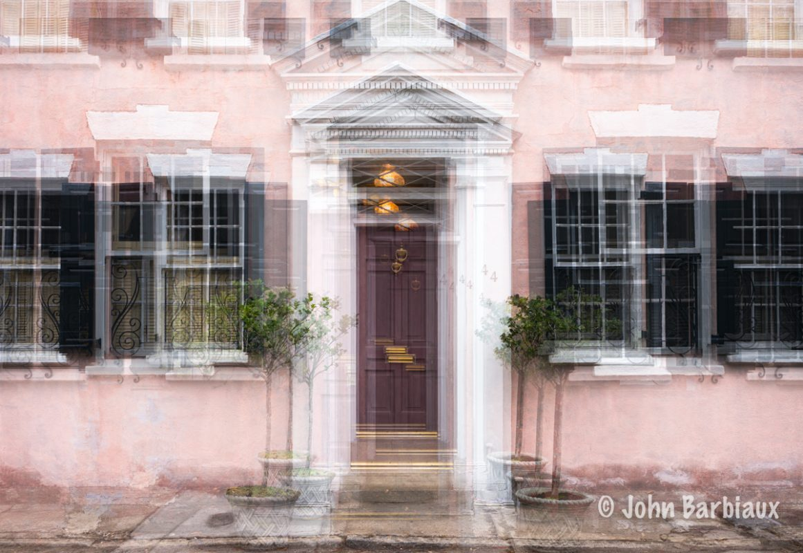 Charleston, Leica, abstract photography, fine art, South Carolina, multiple exposure